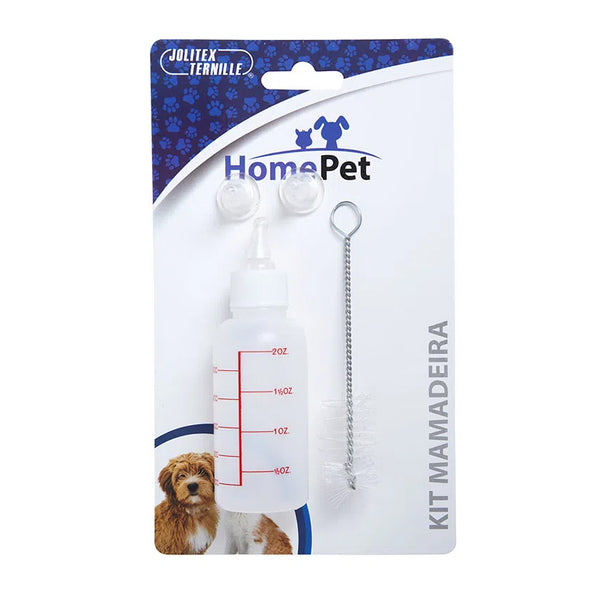 Kit Mamadeira HomePet