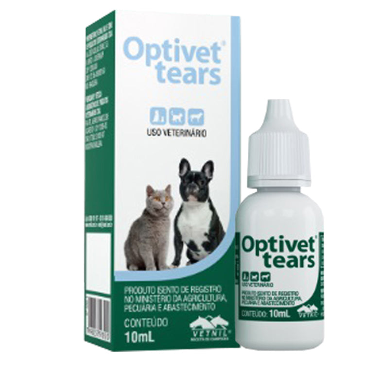Optivet Tears Colírio 10ml