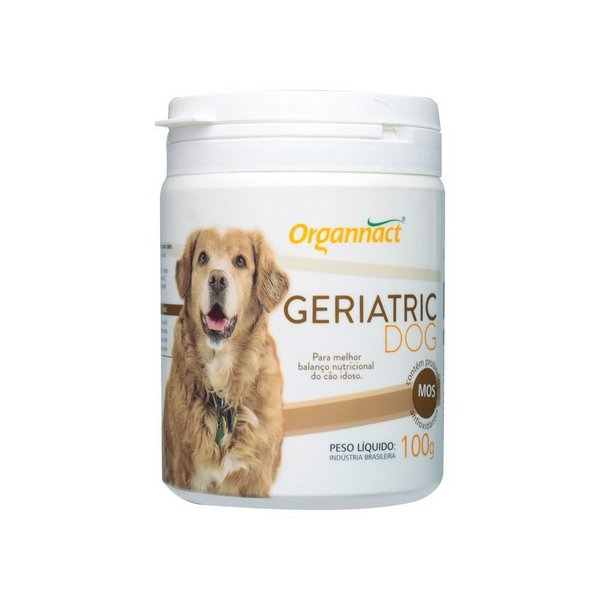 Geriatric Dog Organnact 100g