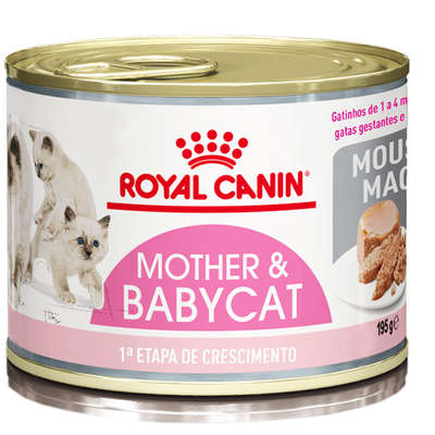 Patê Royal Canin Mother e BabyCat 195g