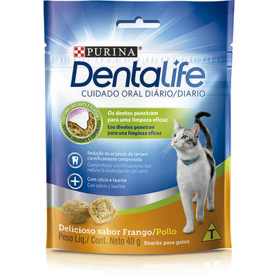 DentaLife Gato Adulto 40g