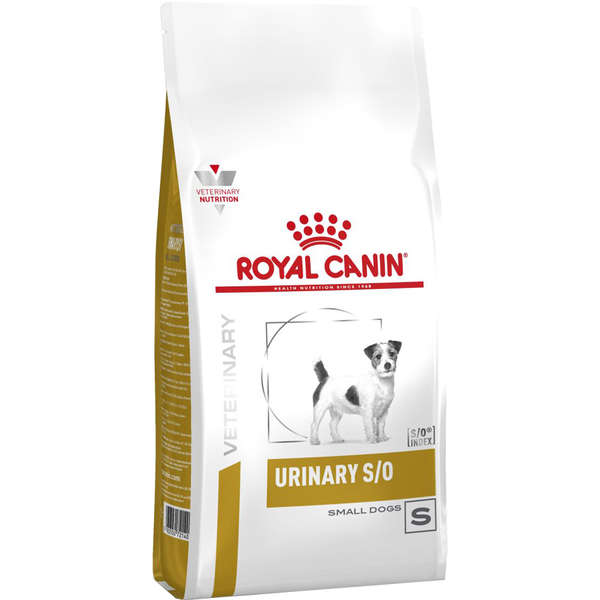 Ração Royal Canin Urinary Small Dog Cão 2kg
