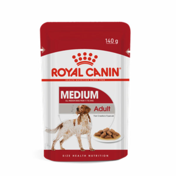 Royal Canin Sachê Medium Adult 140g