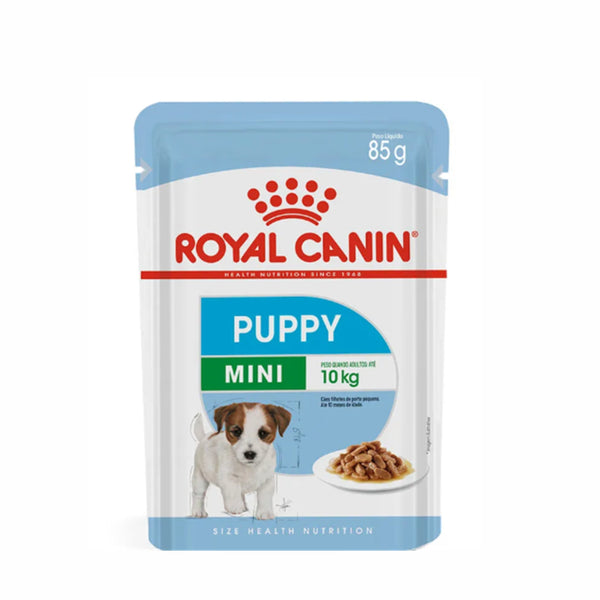 Royal Canin Sachê Mini Puppy 85g