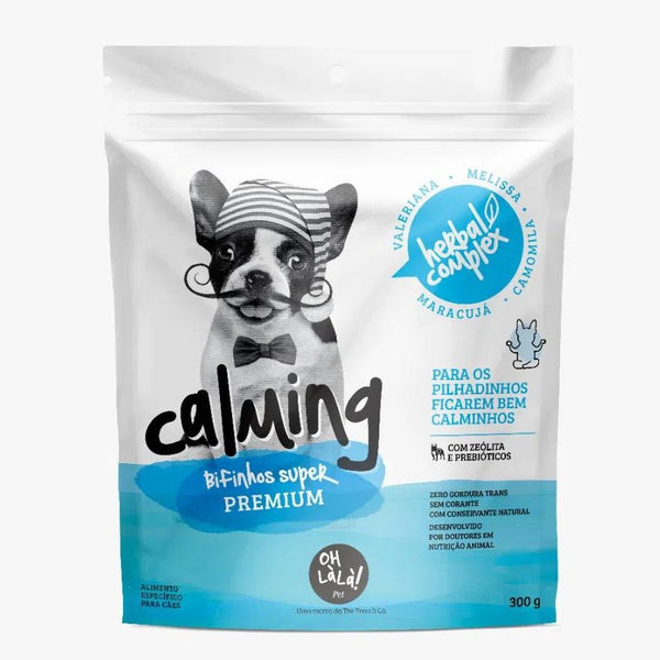 The French Co Bifinhos Super Premium Calming Herbal Complex 300g