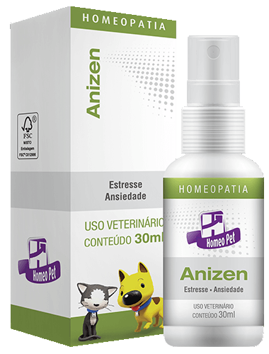 Anizen 30ml Homeopet