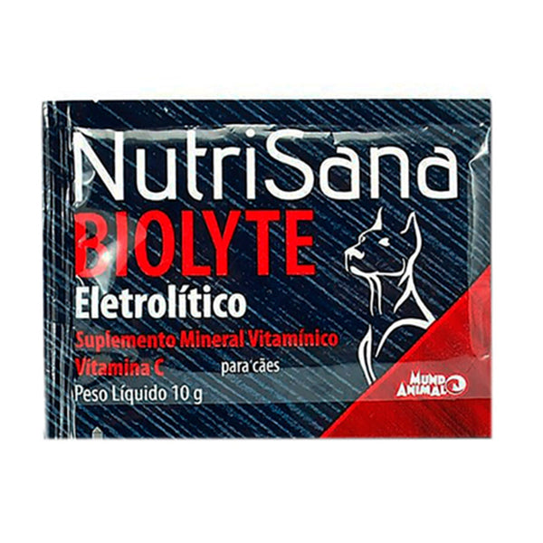 Eletrolitico Biolyte Mundo Animal 10g