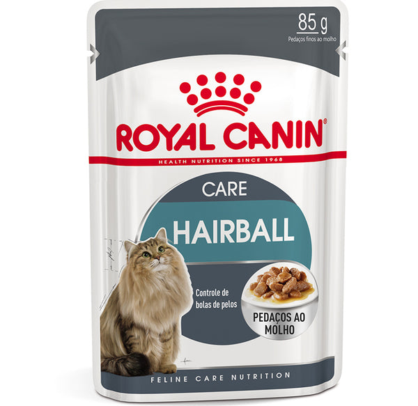 Royal Canin Sachê Gatos Hairball Care 85g