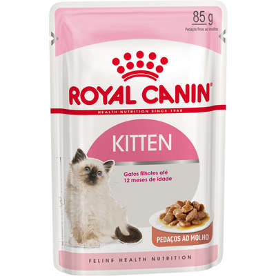 Royal Canin Sachê Gatos Kitten 85g
