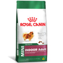 Ração Royal Canin Mini Indoor Adult Cães 2,5kg