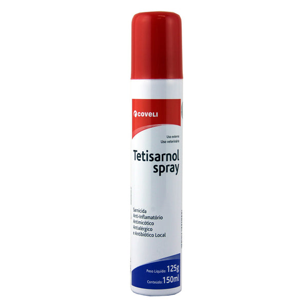 Tetisarnol Spray Sarnicida Antibiotico 150ml