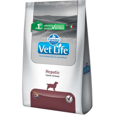 Farmina Vet Life Dog Hepatic