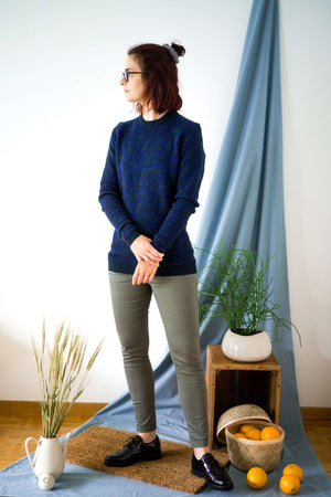 Bild in Slideshow öffnen, PLUS MINUS (#1012) - Pullover | Unisex