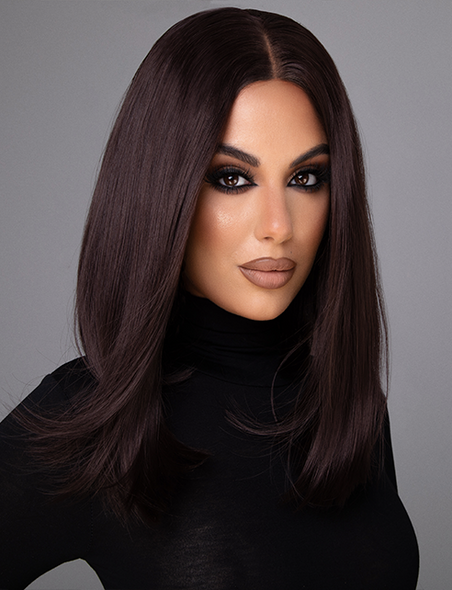 LALAI - SLEEK GRADUATED BOB LACE FRONT WIG