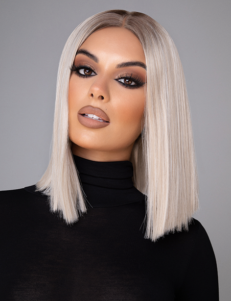 ULTRA - STRAIGHT BLUNT LACE FRONT WIG