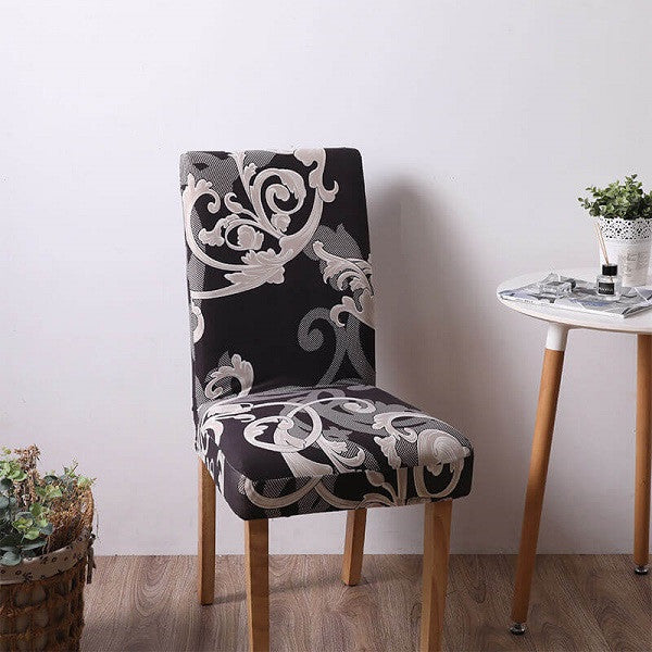 Stretch Washable Dining Room Chair Covers|Decoration Chair slipcovers|Soft Spandex Elastic Chair Cover|Seat Covers|30 Colors