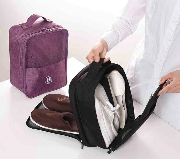 2019-Fashion Travel Shoe Bags, Foldable Waterproof Shoe Pouches-Buy 2 Free Shipping