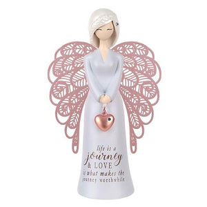 You are an Angel Figurine - Life is a Journey