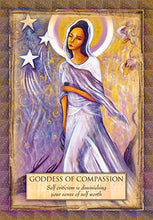 Load image into Gallery viewer, ANGELS, GODS AND GODDESSES ORACLE CARDS