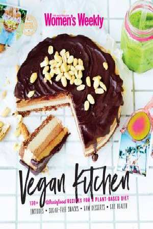 AWW: Vegan Kitchen COOKBOOK