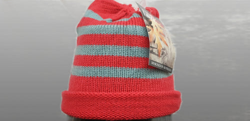 Stripe Beanie by Rigon for kids