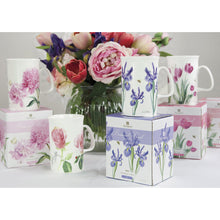 Load image into Gallery viewer, Ashdene Botanical Floral Tulip Mug