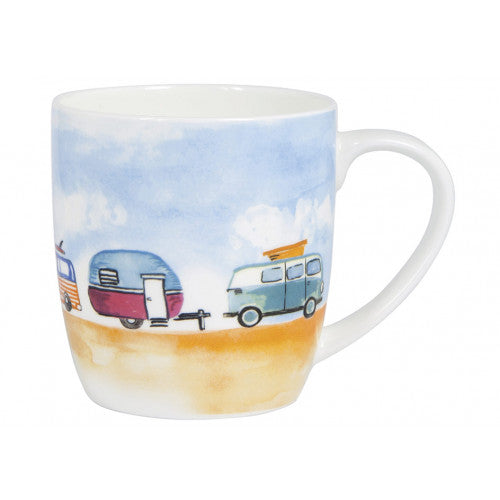 Ashdene By the Seaside Campers Chelsea Mug