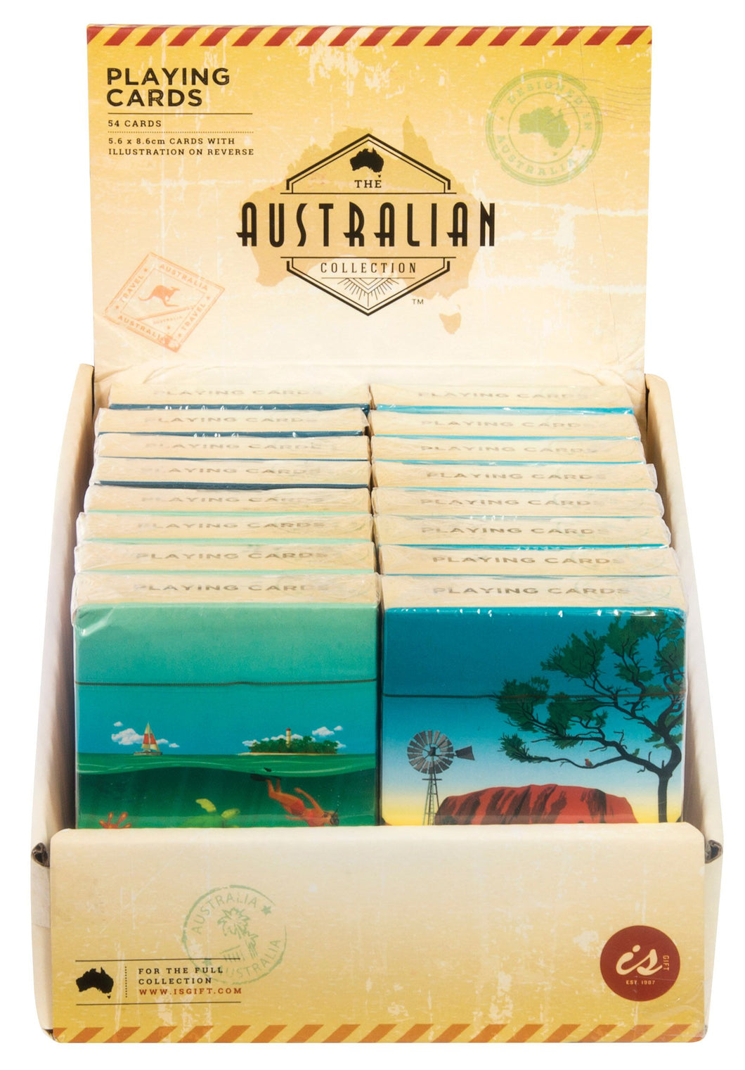 Playing Cards - The Australian Collection