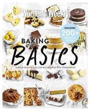 Load image into Gallery viewer, Australian Woman's Weekly Baking Basics Cook Book