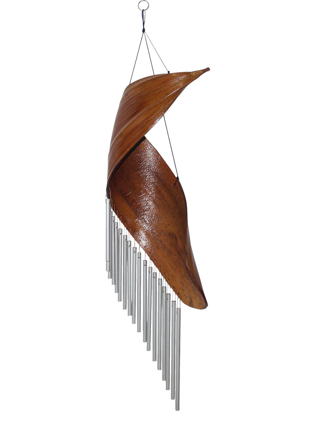 Bamboo Leaf Windchime