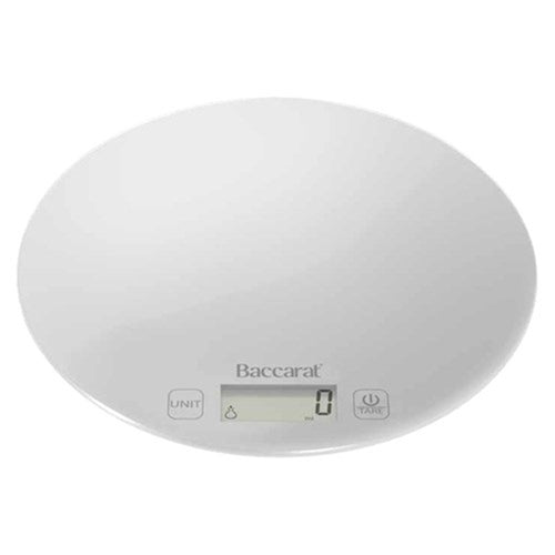 Baccarat Global Electric Scale 5kg/1g White