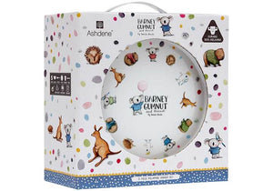 Ashdene Barney Gumnut & Friends 5 Piece Kids Dinner Set