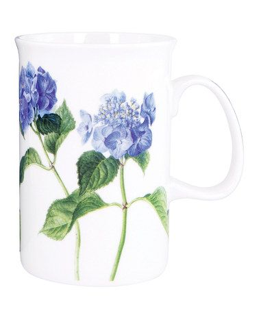 Ashdene Blue Hydrangea Collection Mug