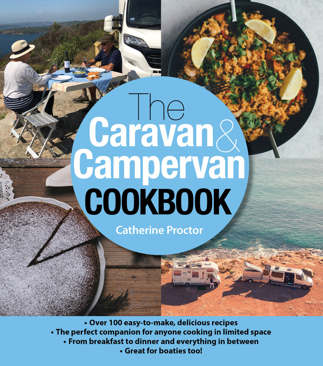 Campervan & Caravan COOKBOOK