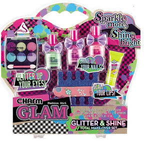 Charm Glam Glitter and Shine