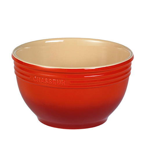 Chasseur Mixing Bowl 3.5L Red