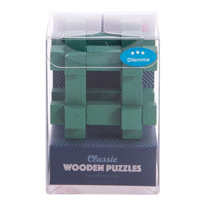 Classic Wooden Puzzles