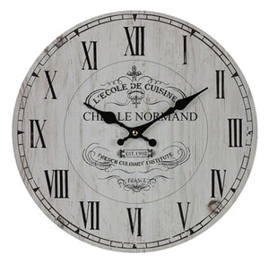 French Clock Normand Small