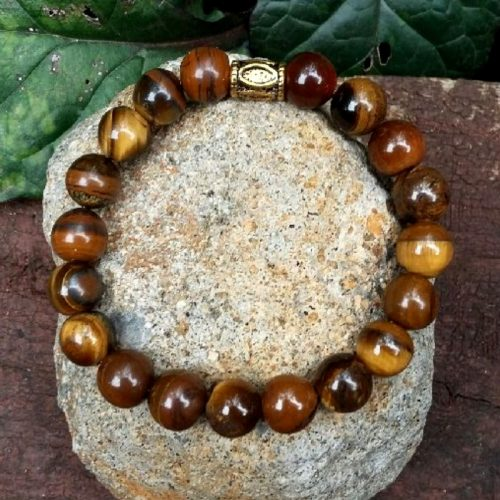 Crystal bracelet Tigers Eye A grade