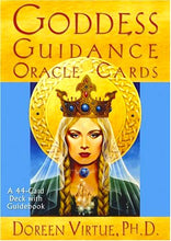 Load image into Gallery viewer, Goddess Guidance Oracle Cards
