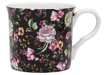 Load image into Gallery viewer, Ebony Rose Wide Flare Mug by Ashdene