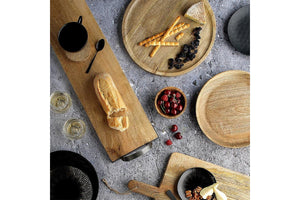 Ecology Arcadian Long Mango Wood Centrepiece Serving Board 100cm
