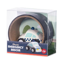 Load image into Gallery viewer, Emergency Rescue - Vehicle and Reusable Road Wooden
