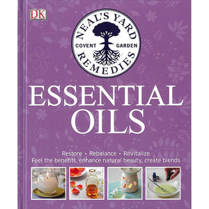 Essential Oils - Neal's Yard Remedies -Hardcover Book