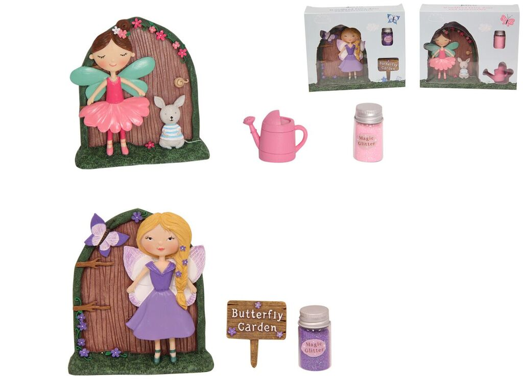 Fairy Garden Door Set