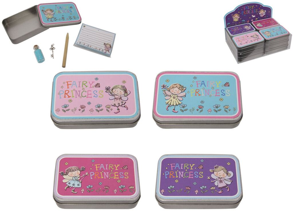 Fairy Wishes Tin