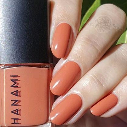 HANAMI NAIL POLISH - FLAME TREES -Australian Made & Cruelty FREE