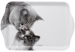 Feline Friends Mothers Love Scatter Tray by Ashdene