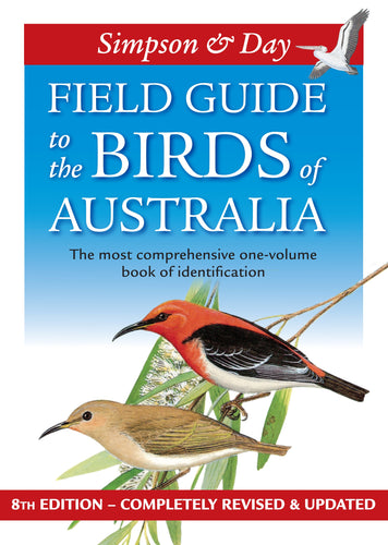 Field Guide to the Birds of Australia Book