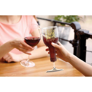 Fred Wine Enthusiast  Wine Glass